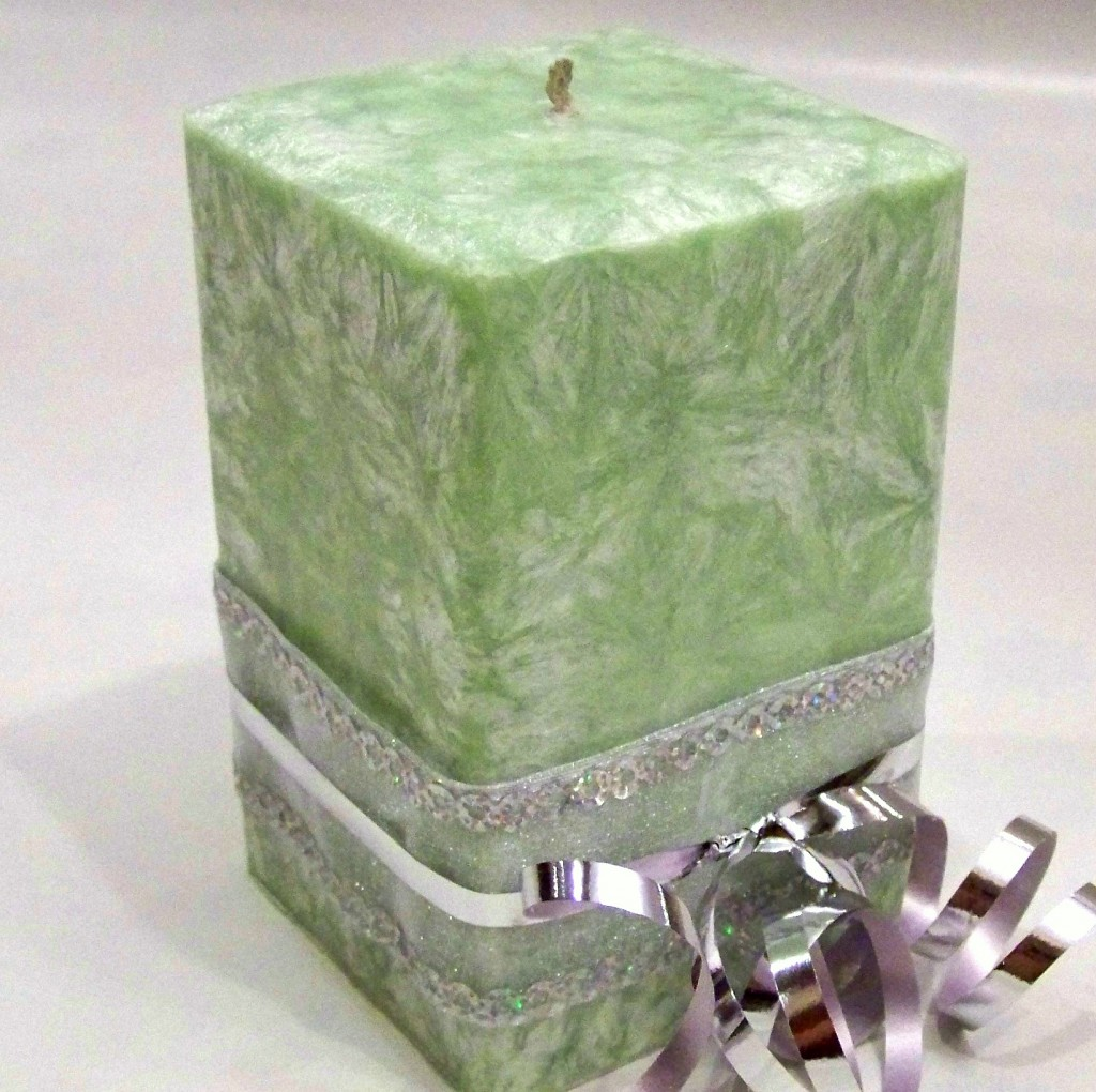 Elegant Handcrafted Candles
