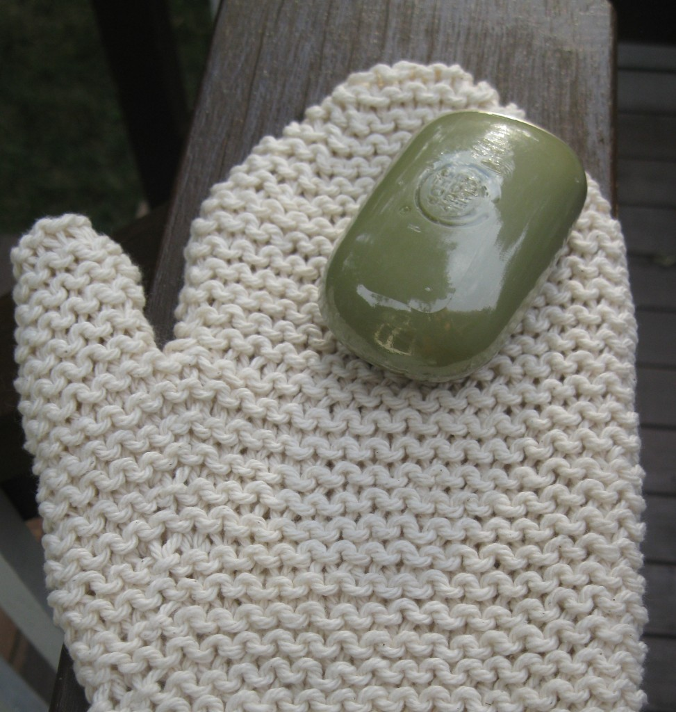 Hand Knit, Natural and Simple