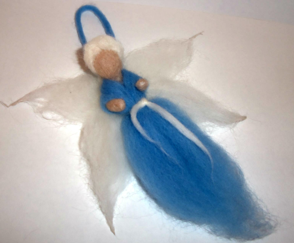Felted holiday gifts felt christmas decorations for How to sell handmade crafts on facebook