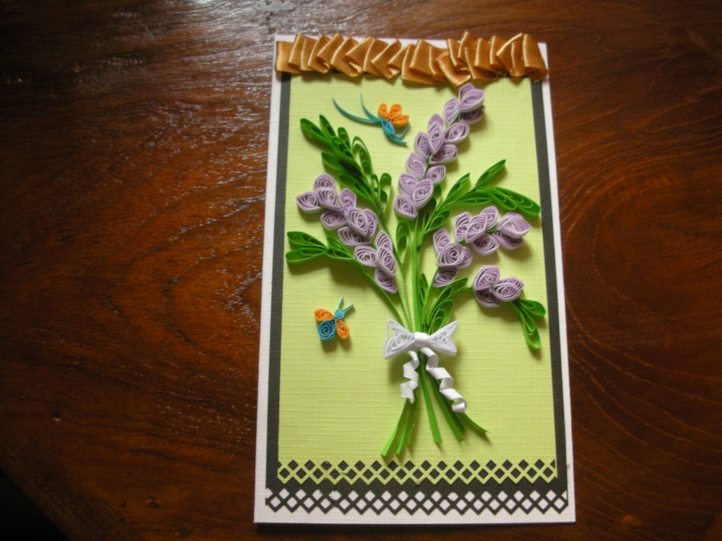 Craft Paper And Fabric