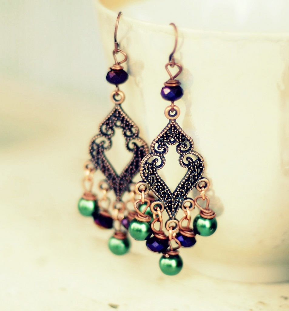Bohemian Indie Style Jewelry and Accessories