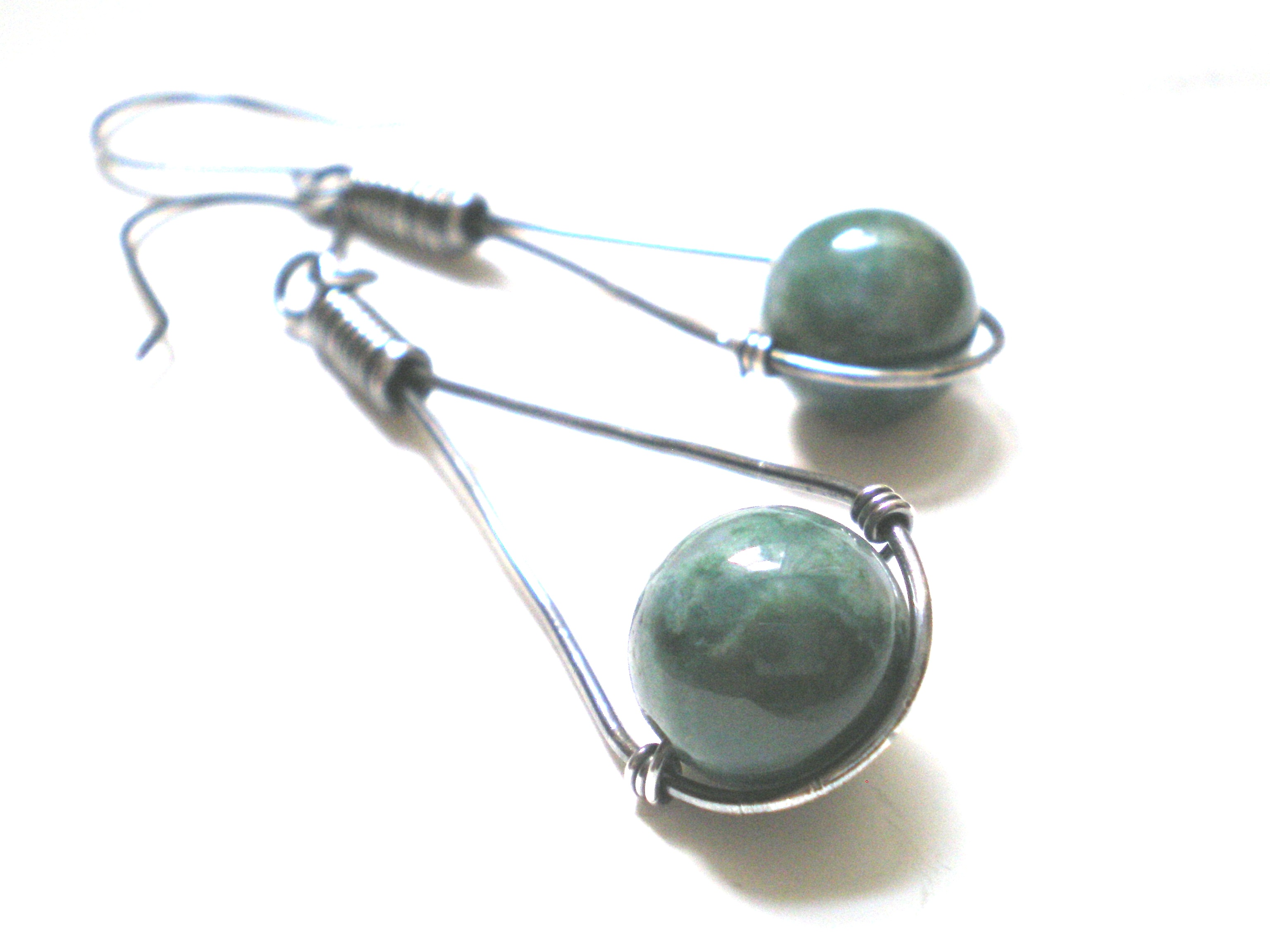 Unique Handcrafted Wire Wrapped Jewelry | Handmade Jewlery, Bags ...