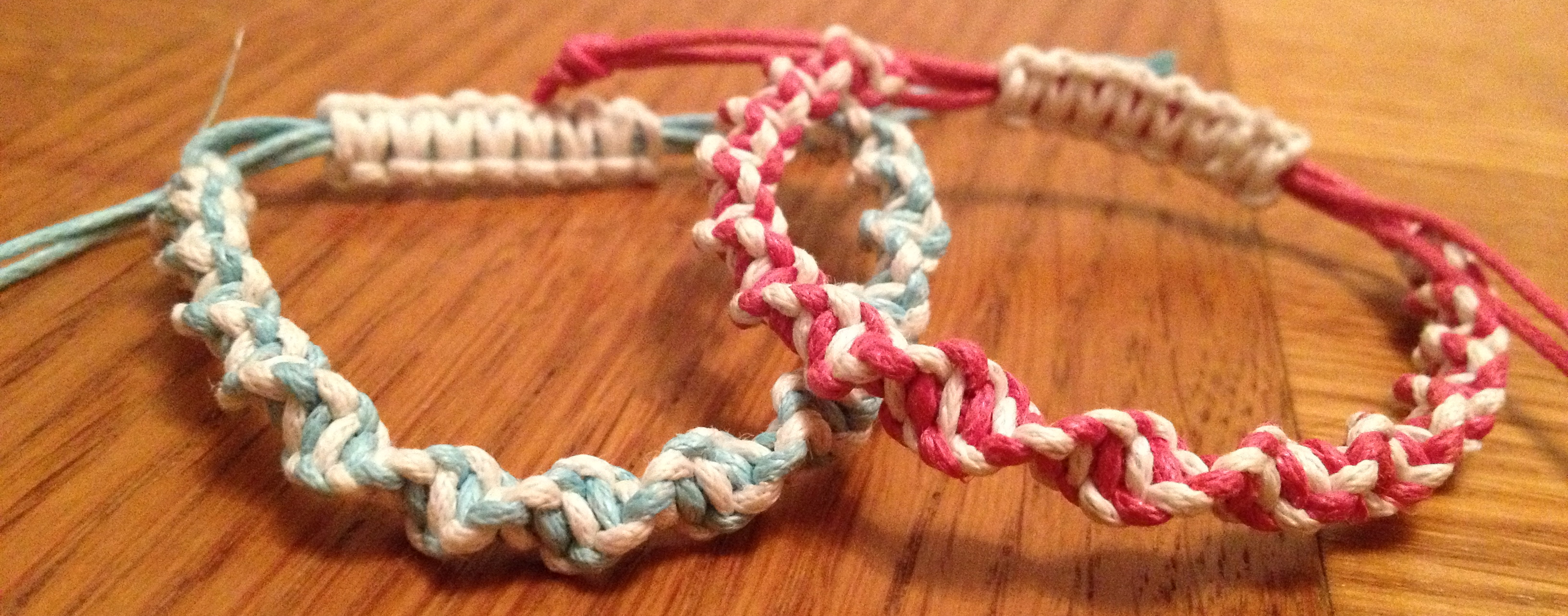 Personalized macrame bracelets heart handmade blog for How to sell handmade crafts on facebook