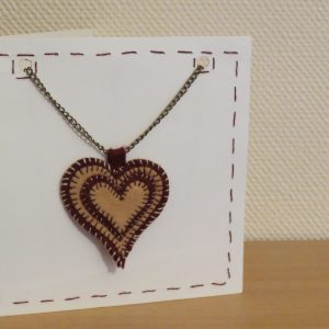 Woolen felt headbands heart handmade blog handmade for How to sell handmade crafts on facebook
