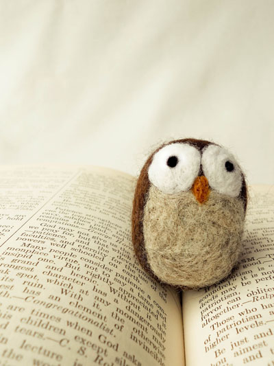 Adorable Handmade Needle Felted Animals