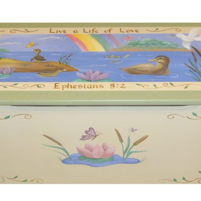 Fun Loving Children's Toy Boxes