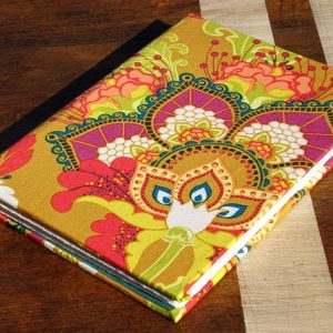 Colorful leather journal heart handmade blog handmade for How to sell handmade crafts on facebook