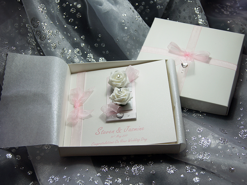 Personalised Luxury Handmade Greeting Cards
