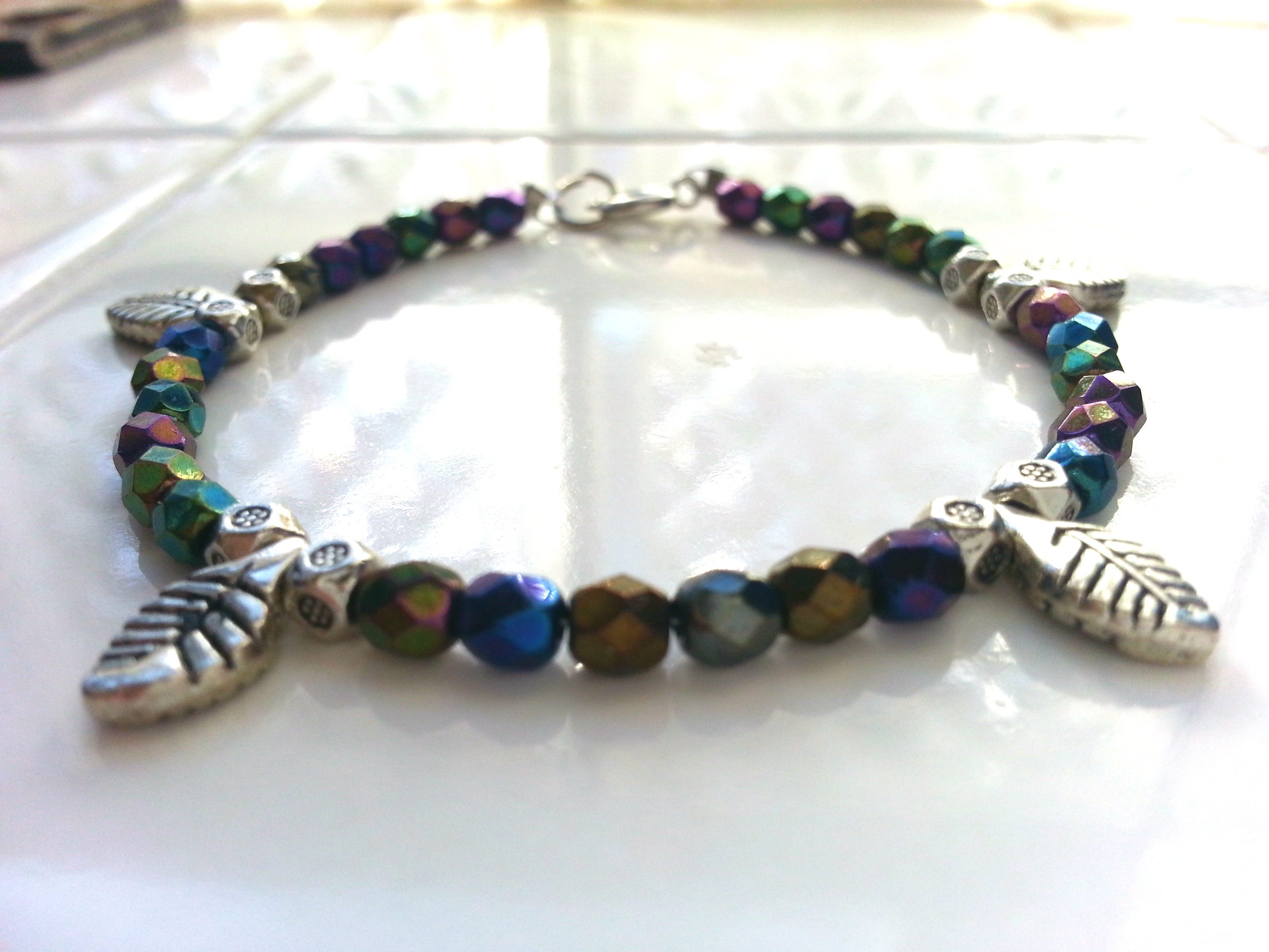 ronin picnic buy in available handmade bracelet wales jewellery homemade online to sizes p