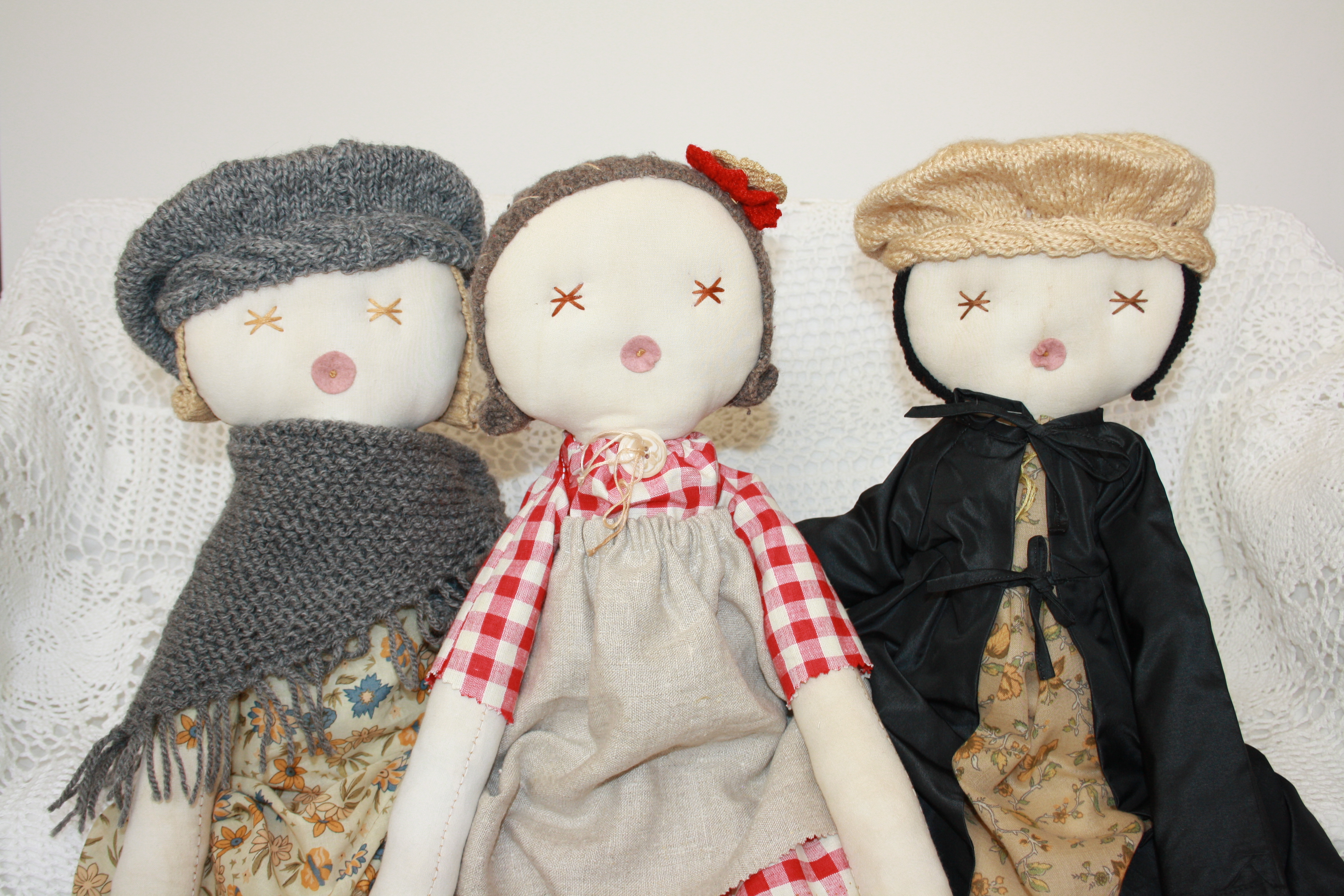 French antique handmade dolls heart handmade blog for How to sell handmade crafts on facebook