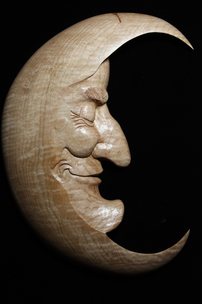 Wood Carving with Love