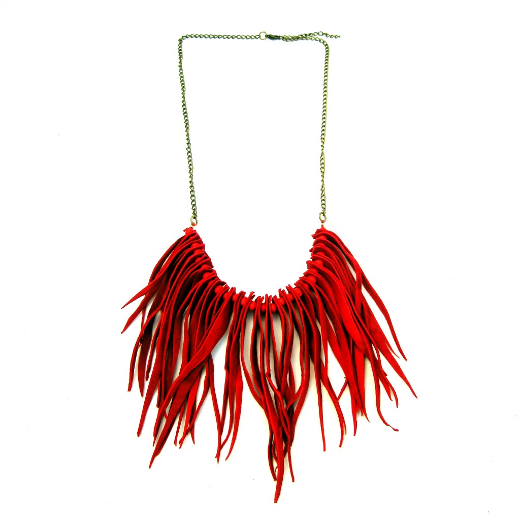 Handmade Bohemian And Chic Accessories Leather And Rope