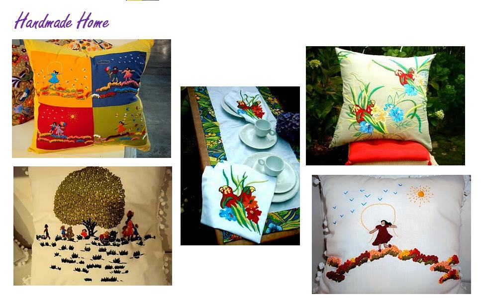 Handmade Home Decoration And Accessories Handmade Jewlery Bags Clothing Art Crafts Craft