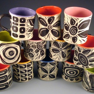 Handmade pottery gifts bowl mug and plate handmade for How to sell handmade crafts on facebook