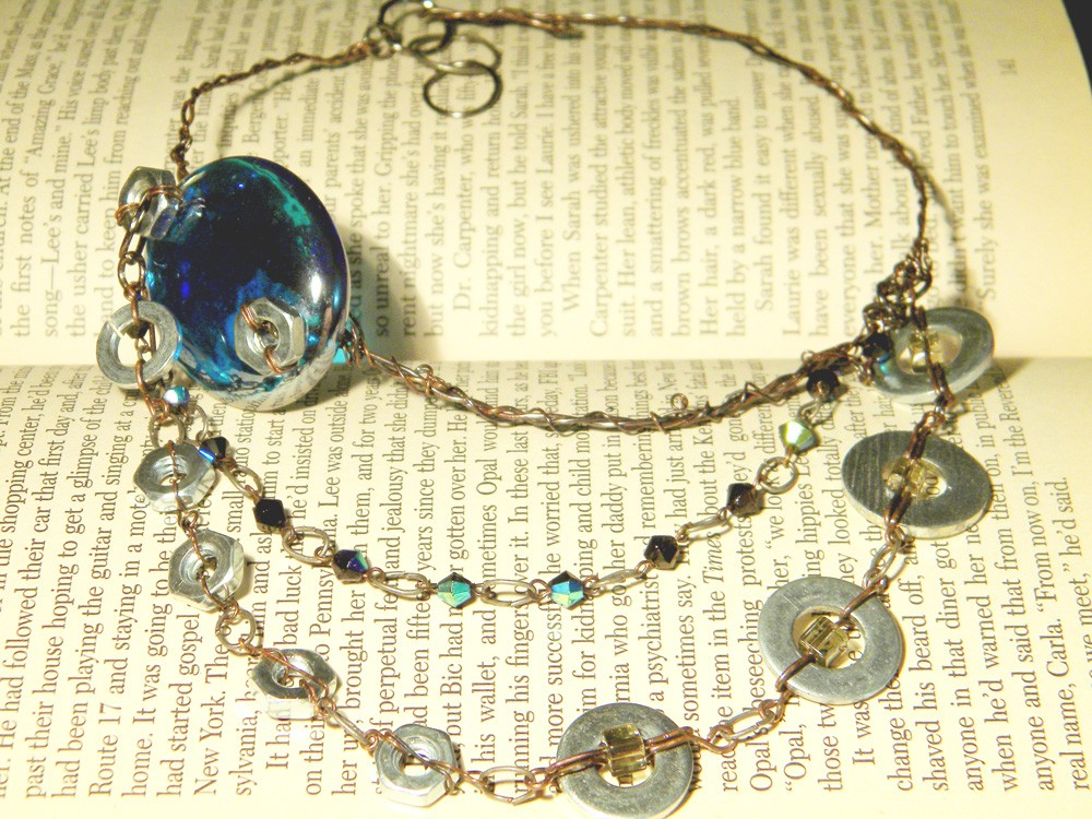 Wonderland Romantic Grunge Costume Jewelry
