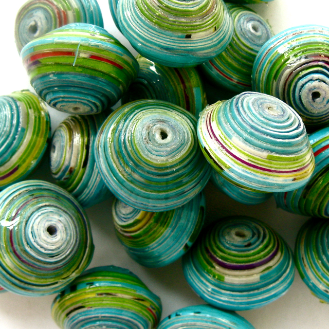 Ethical And Handmade Ugandan Beads