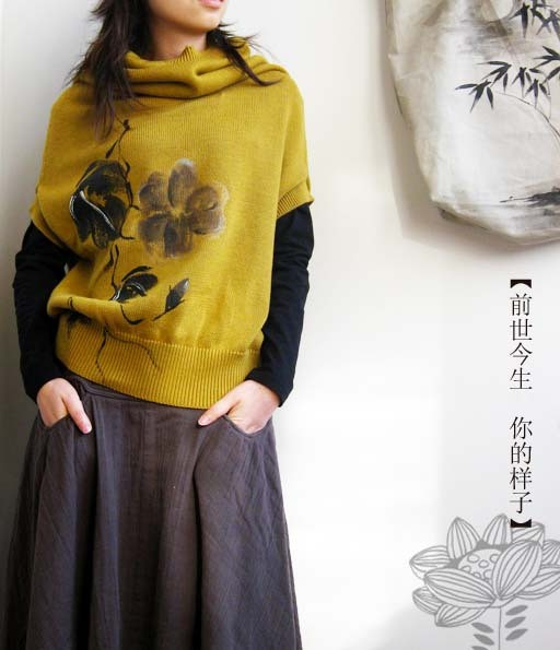 d8468c76ce59f Hand Painted Clothes With Passion