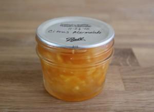 Apricot Zucchini Jam