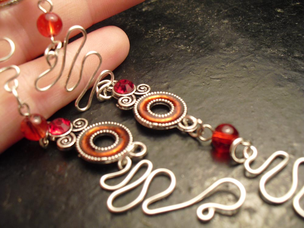 Wire Wrapped Sparklies