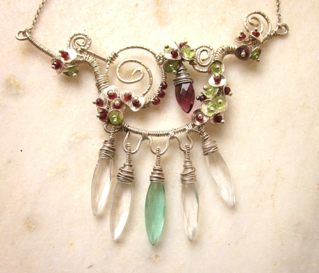 Unique, fashionable and whimsical jewelry