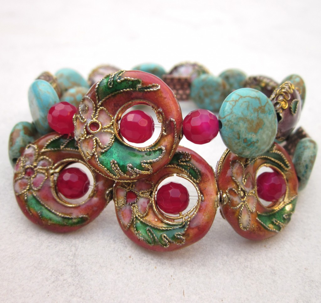 Whimsical handmade jewelry from miami and greece for New handmade craft ideas