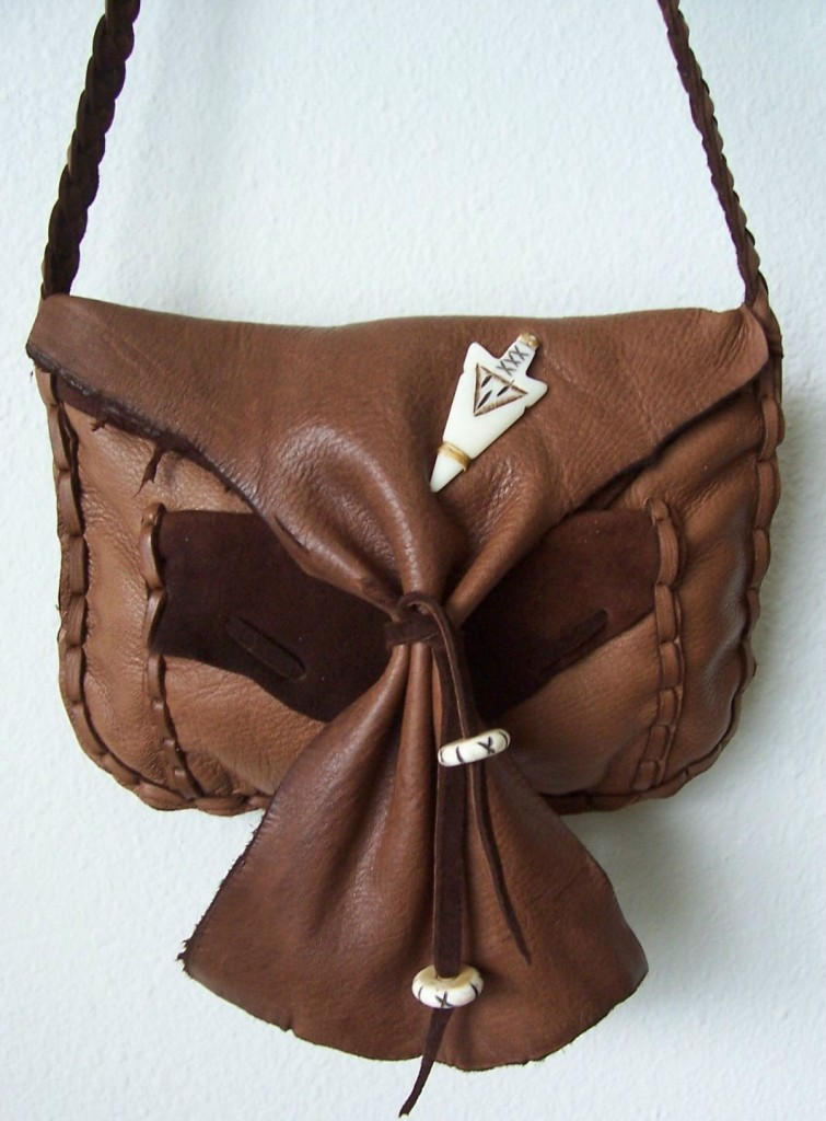 Native American Leather Craft Ideas