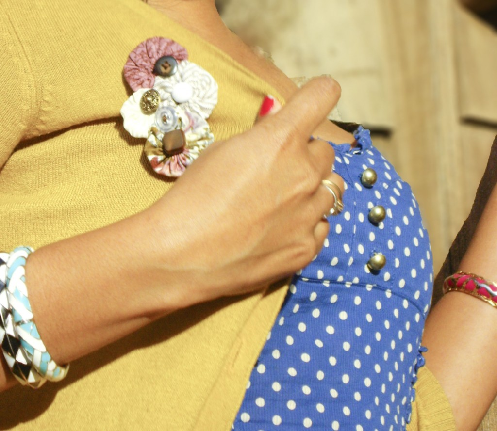 Upcycled Soft and Flirtatious Accessories