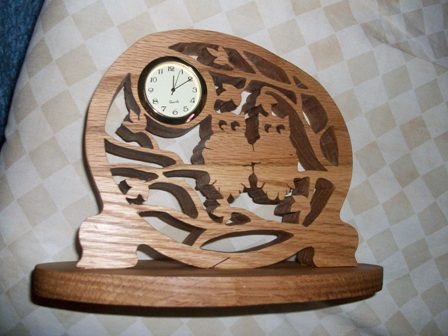 Scroll Saw Wood Crafts