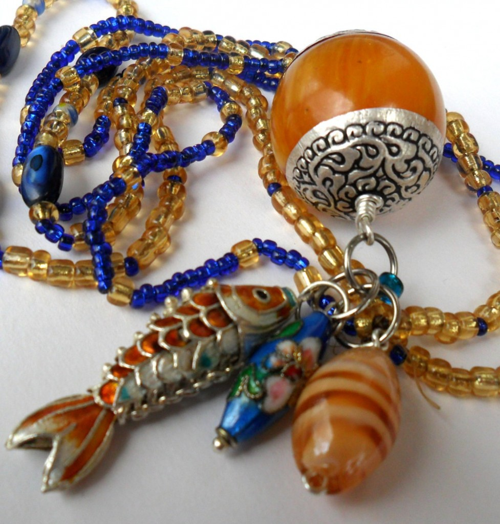 culturally inspired jewelry and decor